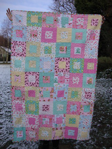 Bronwyn's Quilt | by Scissors & Thread