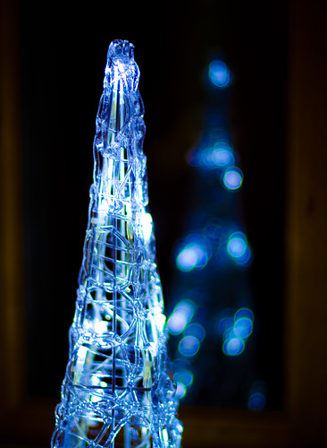 Christmas Bokeh (2 of 2). By Thomas Tolkien | by Thomas Tolkien