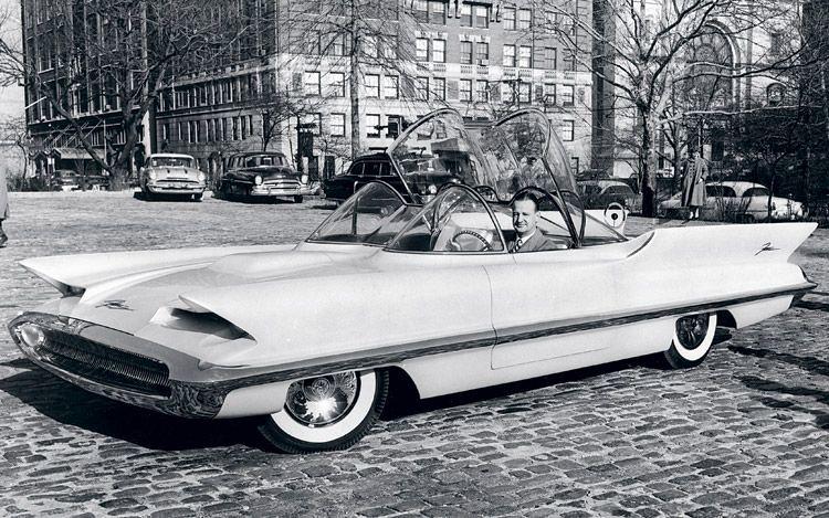 1955 Lincoln Futura Concept Press Photo Covers The Lincoln Flickr