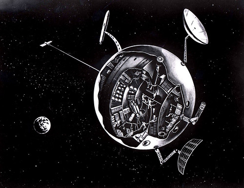 1960 ... space station idea | by x-ray delta one