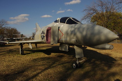 F-4C Phantom II | by Veterans Memorial Air Park