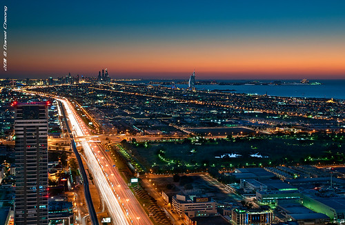 The Veins Of Dubai #7 | by DanielKHC