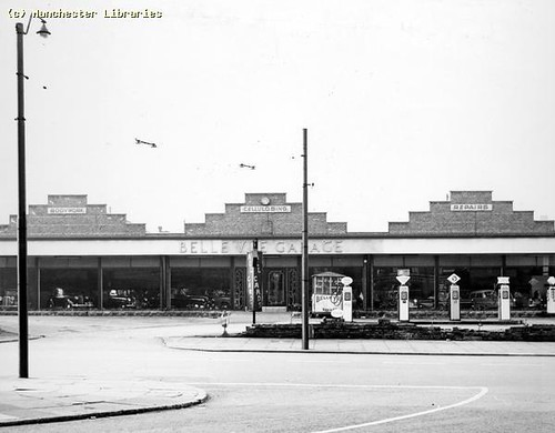 A And R Motors >> Hyde Road, West Gorton, 1958 | m27428.jpg West Gorton, Hyde … | Flickr