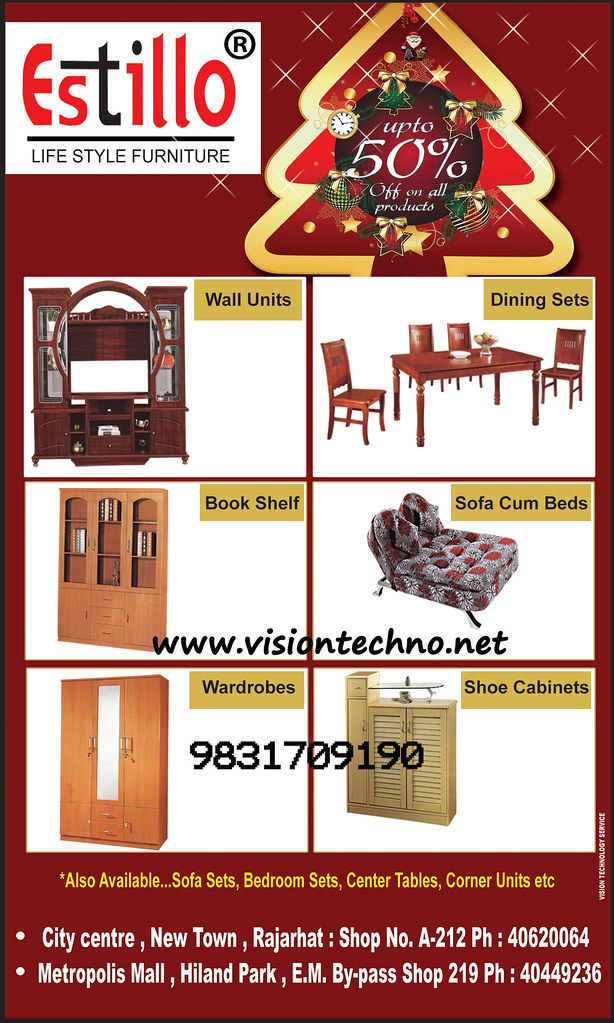 furniture sale advertisement Visit us wwwvisiontechnon Flickr