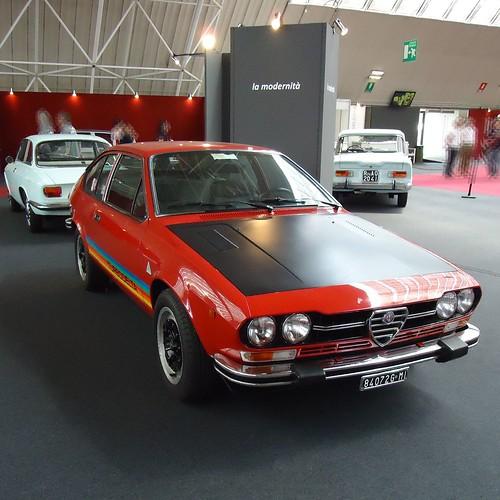 Alfa Romeo Alfetta GTV 2000 Turbo Delta