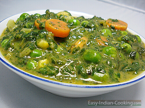 Spinach palak vegetable curry easy indian recipes flickr spinach palak vegetable curry easy indian recipes by easy indian cooking forumfinder Gallery