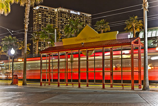 Gaslamp Trolley | by Justin in SD