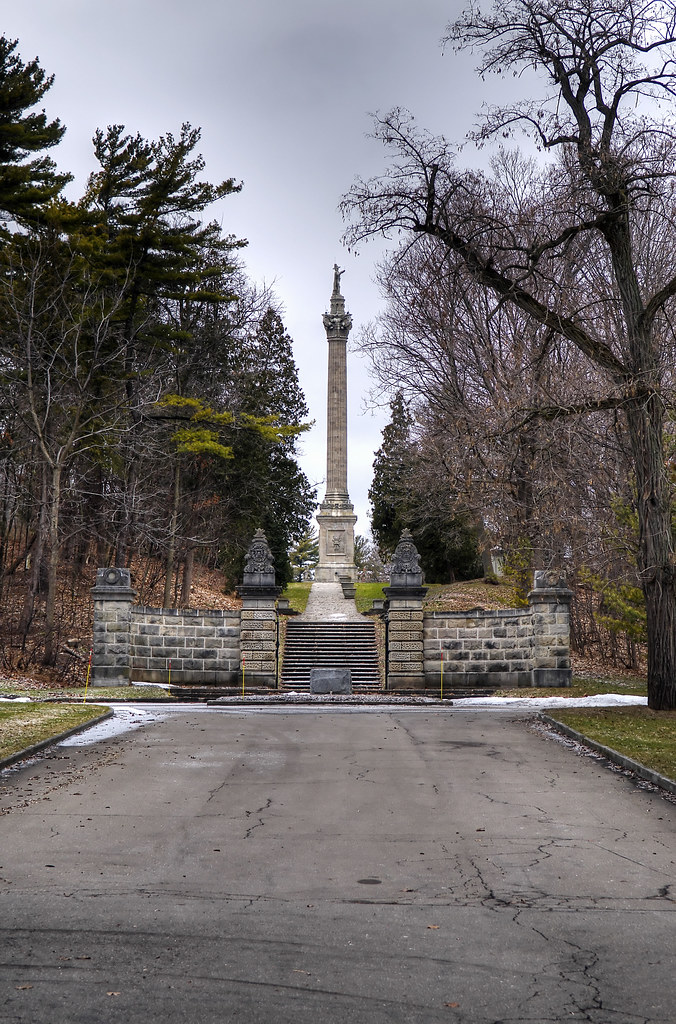 Brock's Monument - Queenston Heights