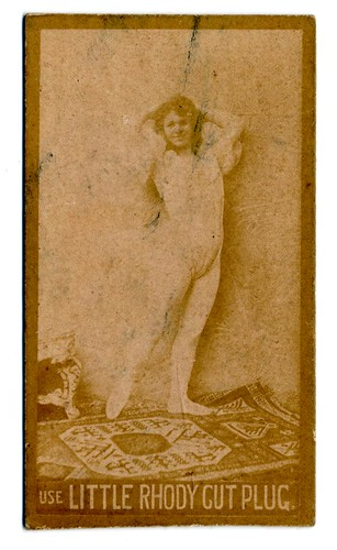 Unnamed actress | by The Ohio State University Libraries