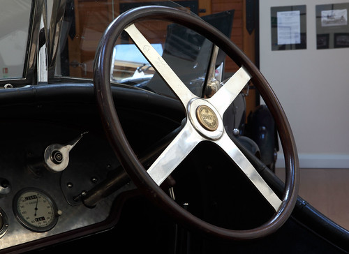 bugatti type 23 39 brescia 39 steering wheel detail c1926 flickr. Black Bedroom Furniture Sets. Home Design Ideas
