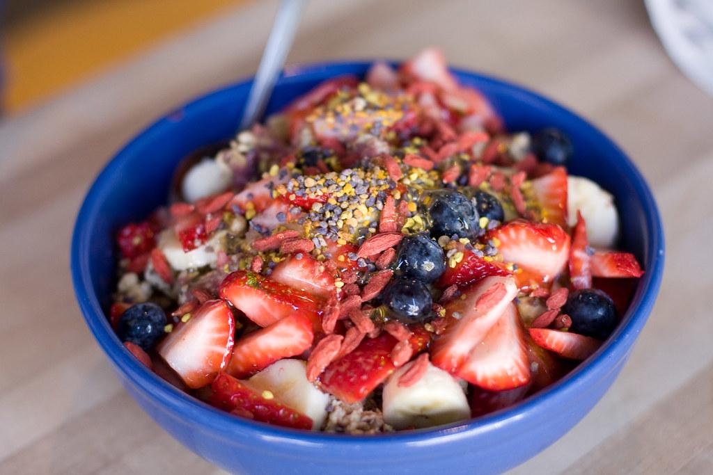 High Quality ... Backyard Bowls   Berry Bowl | By Rosidae