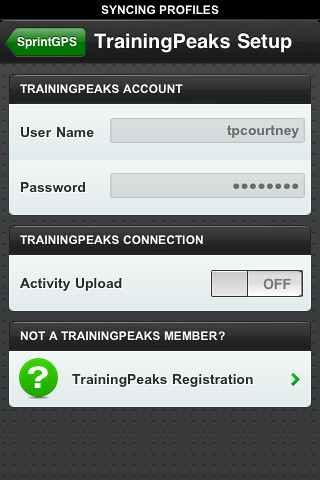Connecting to your TrainingPeaks Account | by TrainingPeaks Pictures