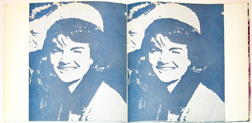 Andy Warhol, interior jackie | by 6 decades books