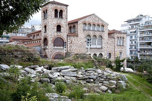 Church of Agios Dimitrios_7844  The Church of Agios ...
