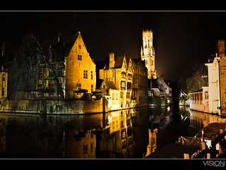 Bruge by Night | by VisionThirtyFive