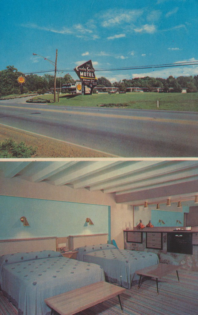 Country Squire Motel - Knoxville, Tennessee