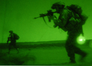Night operations | by The U.S. Army