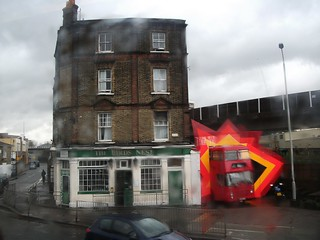 The Bird's Nest, Deptford, from a 47 bus | by nephropsnorvegicus