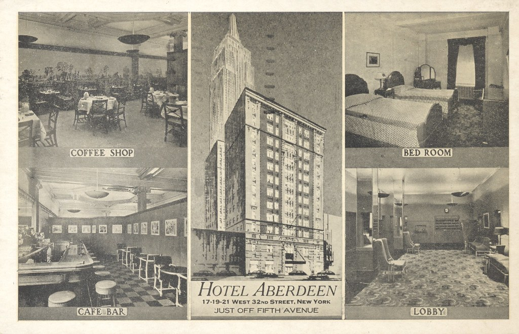 Hotel Aberdeen - New York, New York