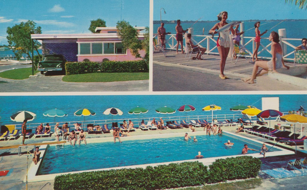 Treasure Isle Resort Motel - Miami Beach, Florida
