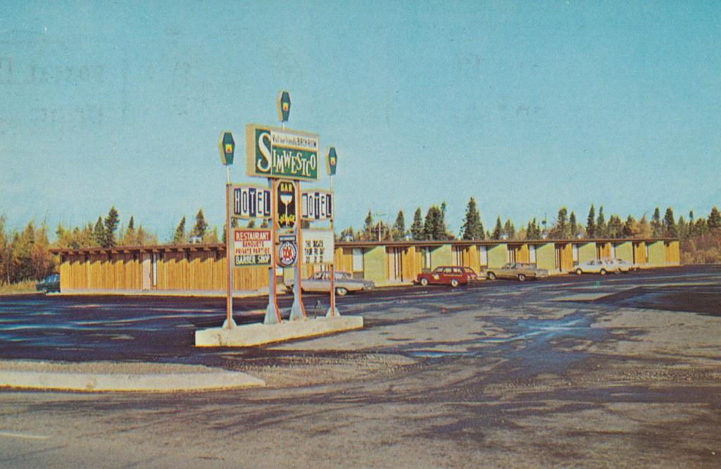 Simwestco Hotel-Motel - Grand Falls, Newfoundland
