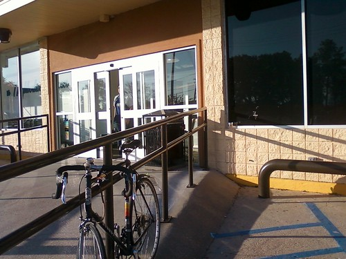 Bike Parking at Lakeview Grocery | by eustatic