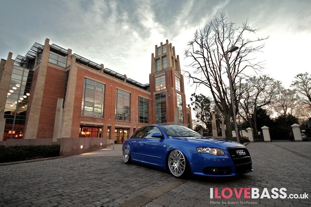 Belfast Queens Audi View The Full Shoot Report Here Flickr - Audi queens