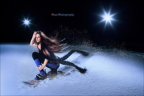 Kathryn Model ~ The Fashion SnowBoarder | by ~Phamster~