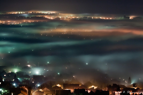 There's something in the fog | by Boris Stefanovic