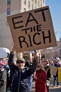 Eat The Rich | by BlueRobot