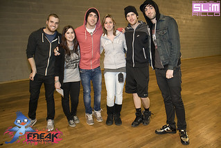 All Time Low signing session | by Emanuela SLIM Rillo - www.facebook.com/SLIMRILLOPH