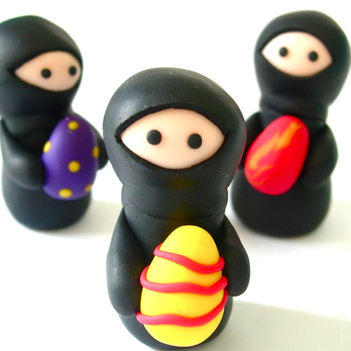 Easter Ninjas | by Vicki Brown Designs