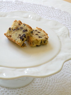 Chocolate Chip Pound Cake Pudding Sour Cream