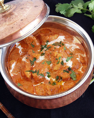 Butter Chicken/Murgh Makhani | by Soma.R