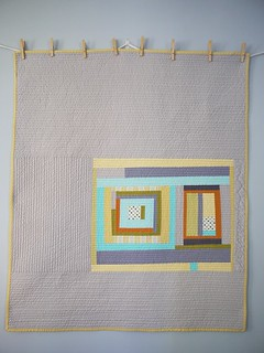 Quilt for baby Dylan | by Blue is Bleu