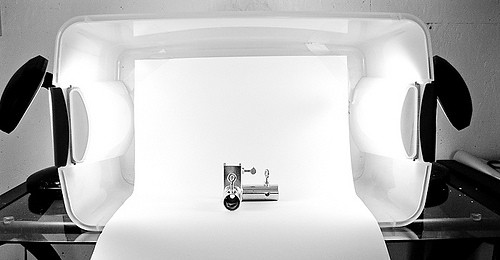Diy Product Photography Setup Image Used In Low Cost High Flickr