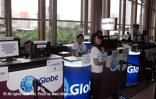 Globe R4H registration center | by kutitots