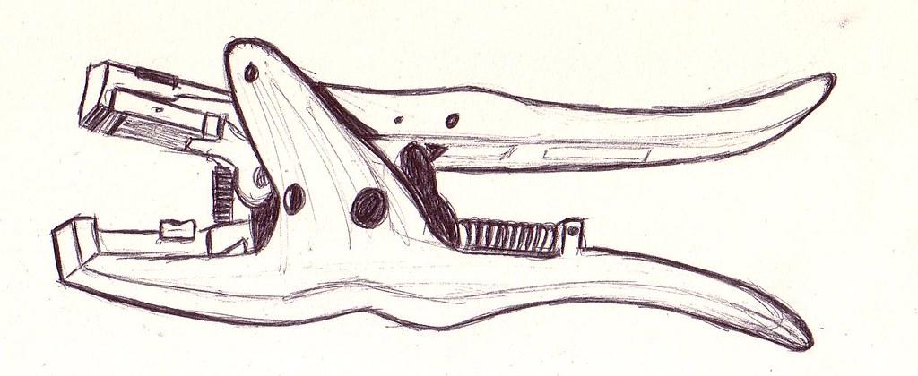 My Drawing (Wire Stripper) | Aslam Kareem | Flickr
