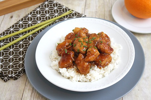 Orange Chicken | by Tracey's Culinary Adventures