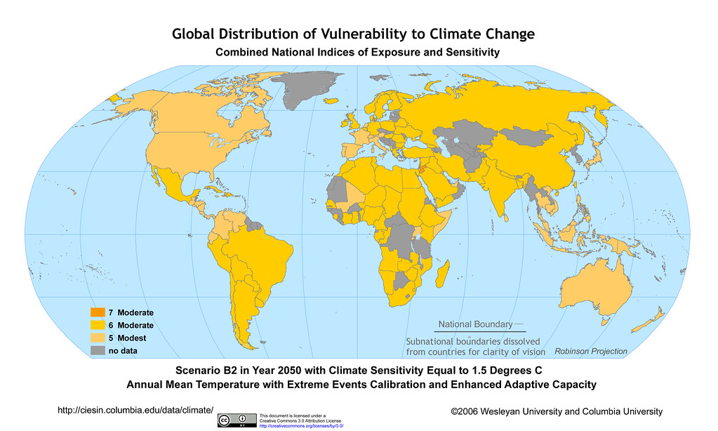 Scenario b2 in year 2050 with climate sensitivity equal to flickr scenario b2 in year 2050 with climate sensitivity equal to 15 degrees c annual mean temperature gumiabroncs Gallery