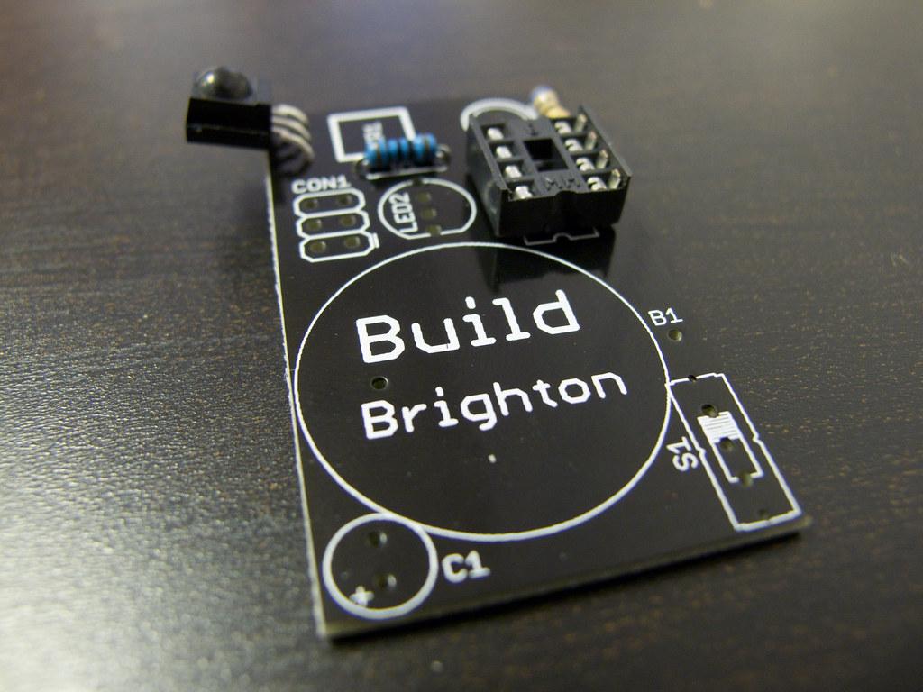Buildbrighton Custom Circuit Boards Andrew Sleigh Flickr By Andrewsleigh