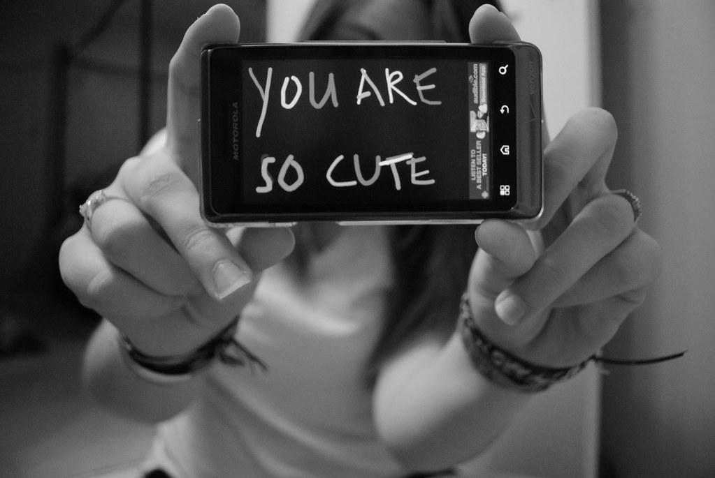"""Résultat de recherche d'images pour """"you are so cute"""""""