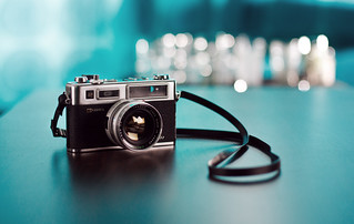 Yashica Electro 35 GSN | by dareppi