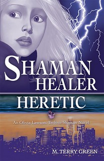 Shaman Healer Heretic Cover | by j.albright