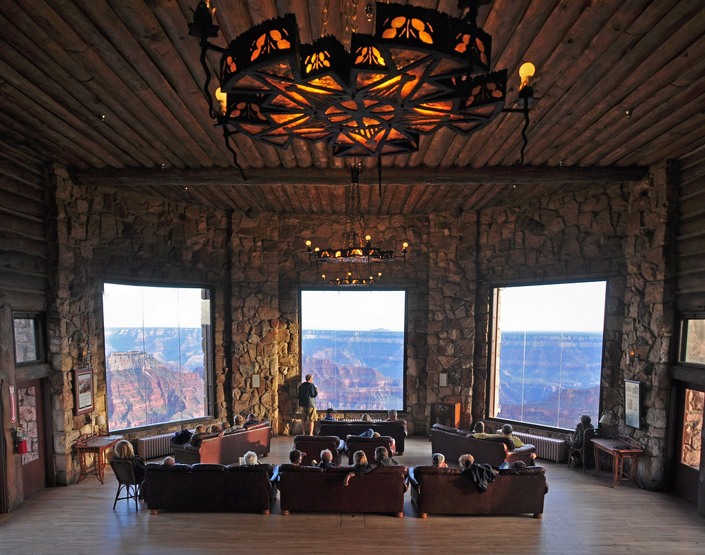 ... Grand Canyon Lodge North Rim 0093 | By Grand Canyon NPS Part 8