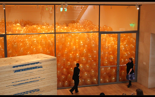 Balloons March 30 2011 Balloon Filled Room At The