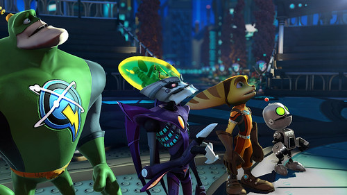 Resistance 3 and Ratchet & Clank: All 4 One Come to London | by PlayStation Europe