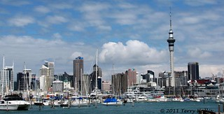 2011 02 11 (02ce) Auckland City from Westhaven-SX10 IS-09 | by Terry Hollis