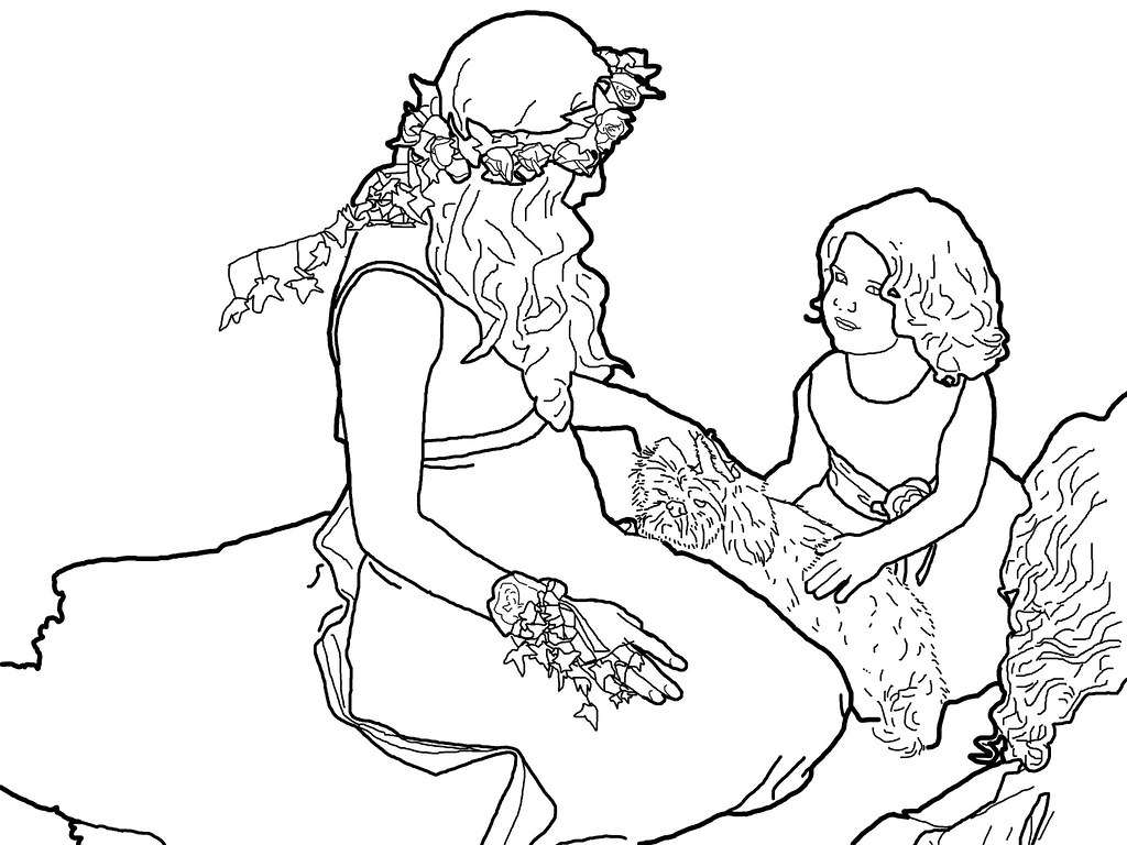 Coloring pages wedding - Wedding Coloring Page By Thaliamae Wedding Coloring Page By Thaliamae