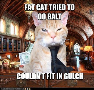 Fat Cat goes Galt | by Vince_Lamb
